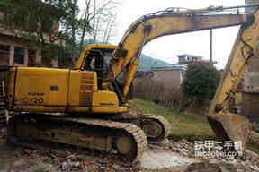 小松PC120-6-AC挖掘机