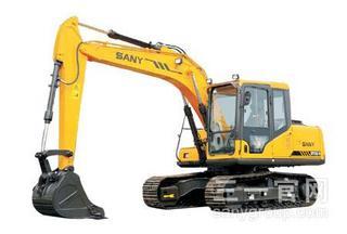 三一重工SY185C挖掘机