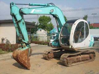 神钢 SK60-6 挖掘机图片