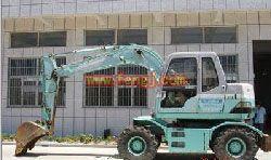神钢SK100W-6挖掘机