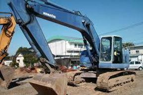 小松PC228US-1挖掘机