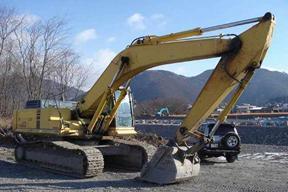 小松PC350LC-6挖掘机