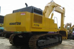 小松PC710-5挖掘机