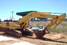 小松PC300-7E0挖掘机