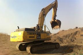 小松PC350-7EO挖掘机