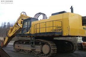 小松PC1100-6H挖掘机