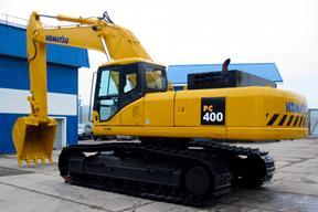 小松PC400挖掘机