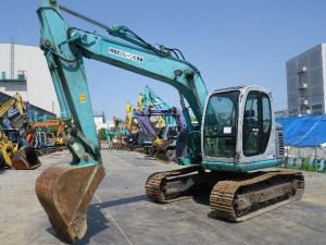 神钢SK50UR-3挖掘机