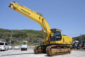 小松PC650-6挖掘机