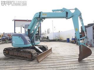 神鋼 SK75UR-2 挖掘機圖片