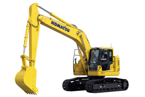 小松PC228US-10挖掘机