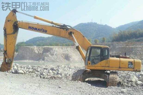 小松PC400-6A挖掘机