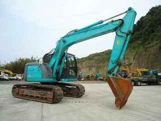 神钢SK135SR-1ES挖掘机