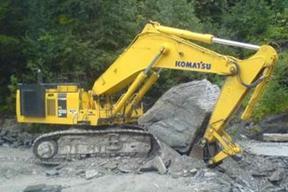 小松PC1000-1挖掘机