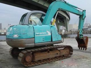 神钢SK100-2挖掘机