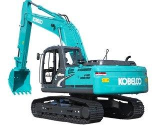 神钢SK320挖掘机