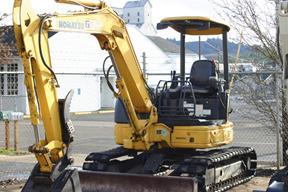 小松 PC50MR 挖掘機圖片