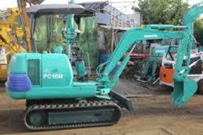 小松PC10N-7挖掘机