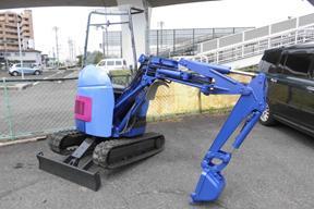 小松PC08UU-1挖掘机
