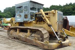 小松D80-12推土机