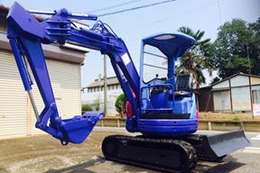 小松PC12UU-2E挖掘机