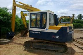 小松PC60-3挖掘机