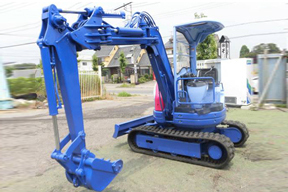 小松PC12UU-2挖掘机