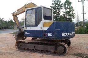 小松PC90-5挖掘机