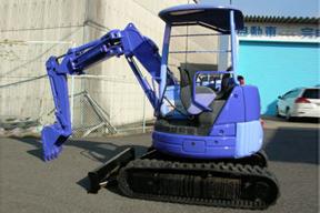 小松PC28UU-3挖掘机