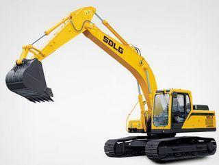 山东临工LG6225挖掘机