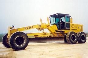徐工 PY180 平地機圖片