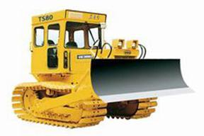 一拖 TS80 推土机