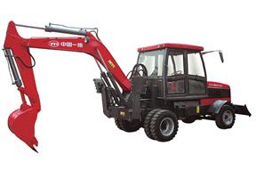 一拖 WLY3.5-80 挖掘机