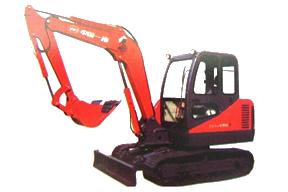 一拖 YT55 挖掘机