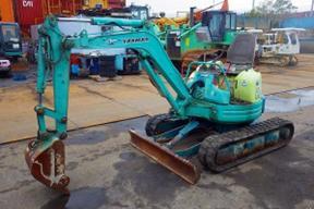洋马 B22-2A 挖掘机图片