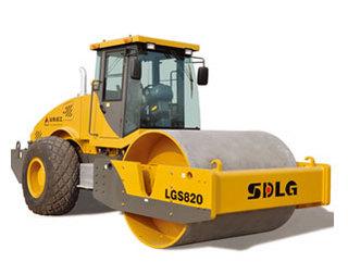 山东临工 LGS820 压路机