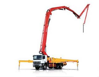 三一重工 SY5502THB60-6RZ 泵车图片