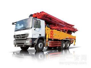 三一重工SY5502THB62-6RZ泵车