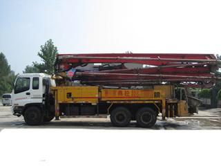 三一重工 SY5291THB37 泵車圖片
