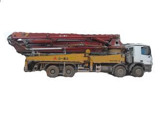 三一重工 SY5412THB48 泵車圖片