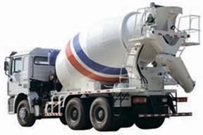 中联重科ZLJ5253GJB1搅拌运输车