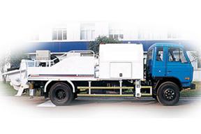 中联重科 ZLJ5110THB 车载泵