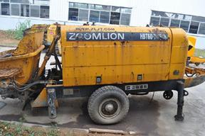 中联重科 HBT60.7.75ZB 拖泵