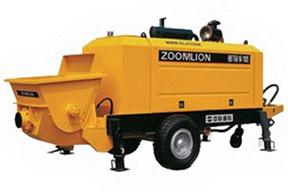 中聯重科 HBT60.7.75ZA 拖泵圖片