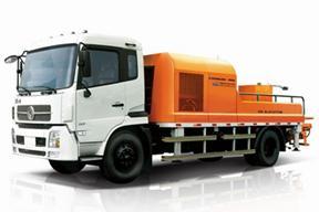 中联重科 ZLJ5121THB 车载泵