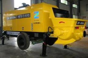中聯重科 HBT80.13.161RS 拖泵圖片