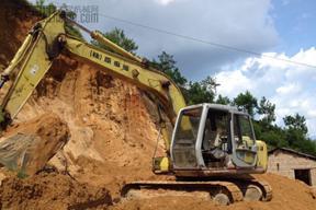 住友SH100A1挖掘机