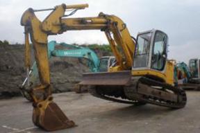 住友SH135X2挖掘机