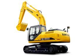 住友SH200-6挖掘机