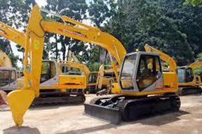 住友 SH120C2 挖掘机